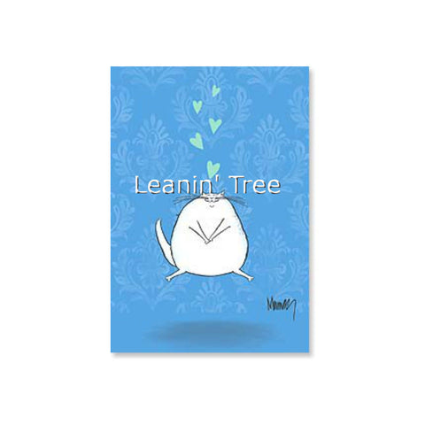 Leanin' Tree Thinking Of You Card