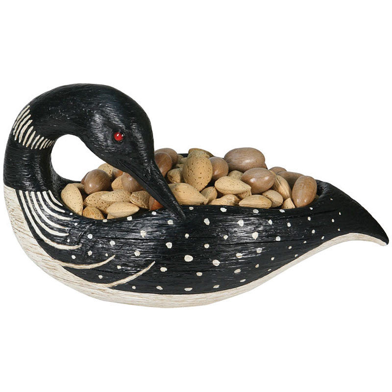 Loon Candy or Nut Dish 953
