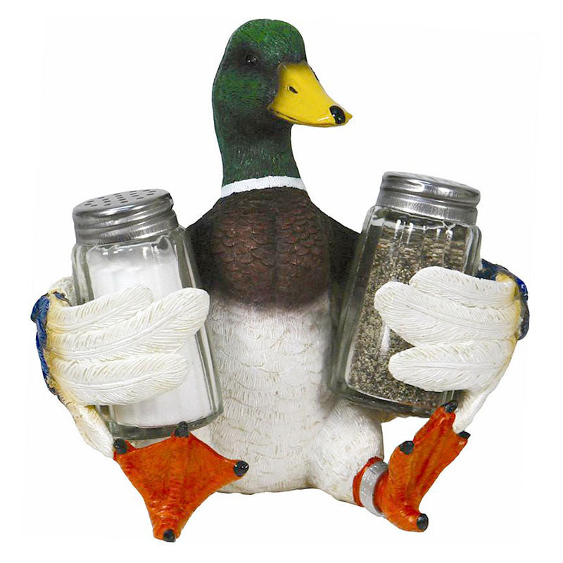 Mallard Duck Salt & Pepper Shakers 577