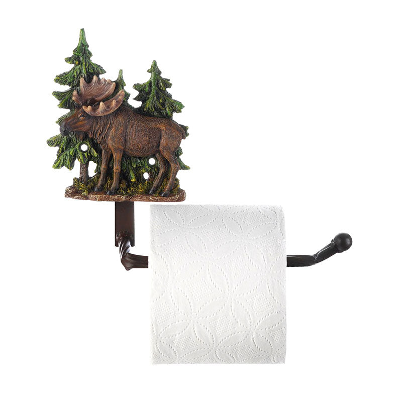 Moose Toilet Paper Holder 10019008
