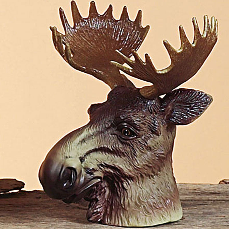 Moose Trailer Hitch Ball Cover 696