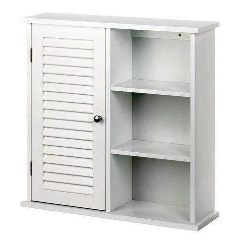 Nantucket Wall Cabinet With Shelves
