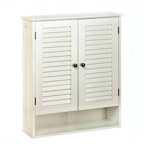 Nantucket Wall Storage Cabinet