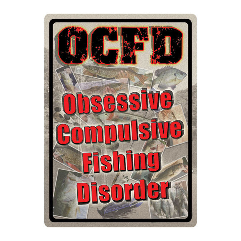 Obsessive Compulsive Fishing Disorder Sign 1515