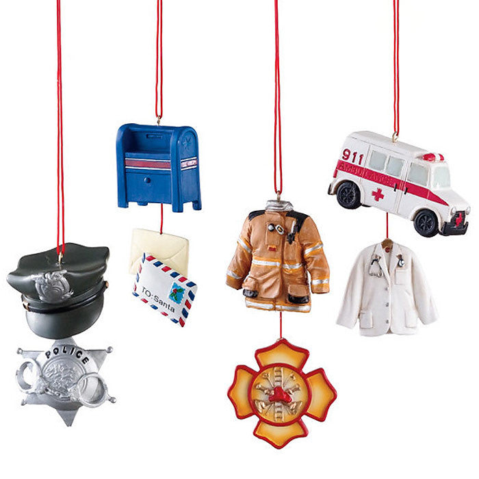 Occupational Chirstmas Ornaments 102329