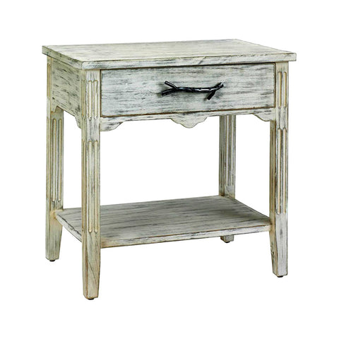 Pawley Wooden Side Table