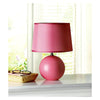 Pink Round Table Lamp 10018016