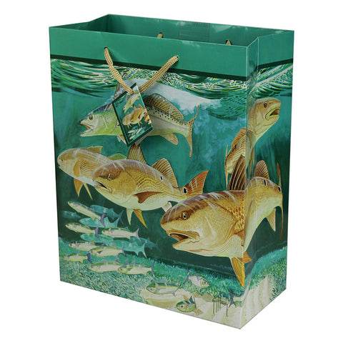Redfish Medium Gift Bag