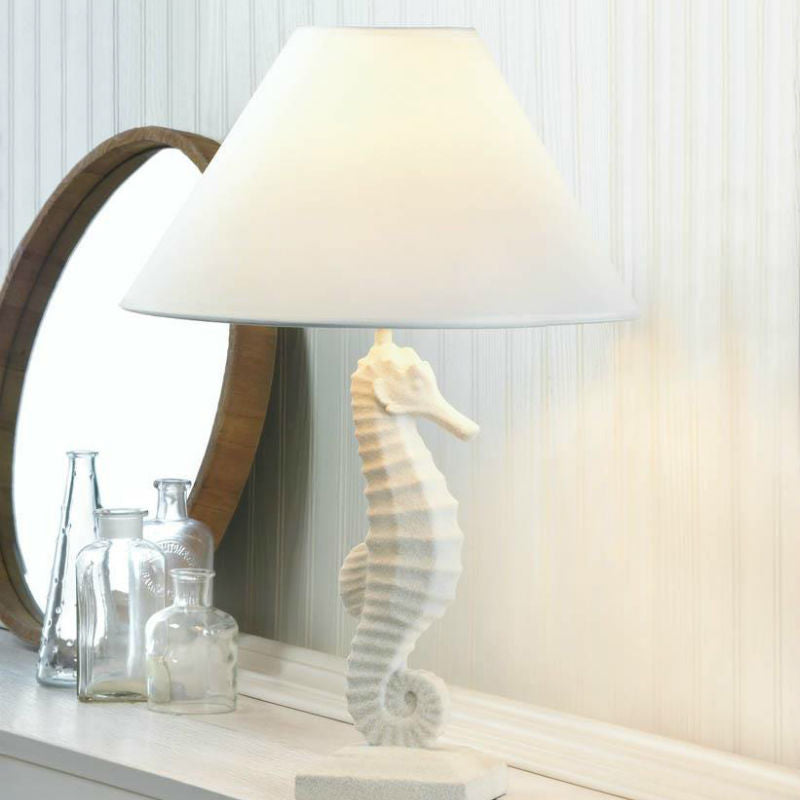 Delicieux Seahorse Table Lamp 10017905