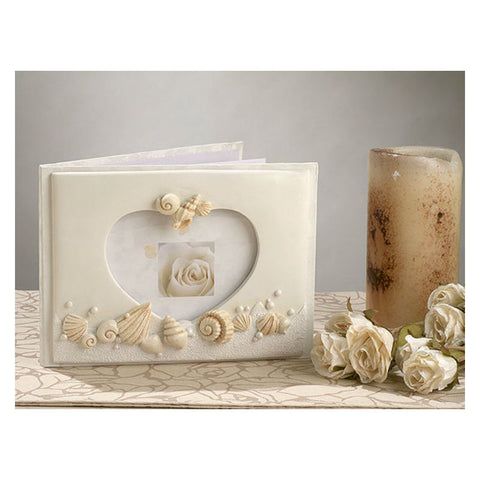 Seashells Guest Book