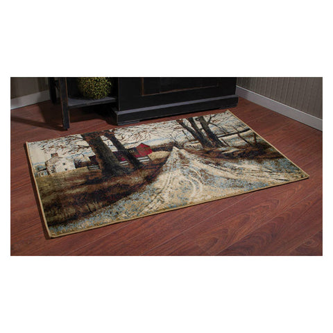 The Road Home Area Rug