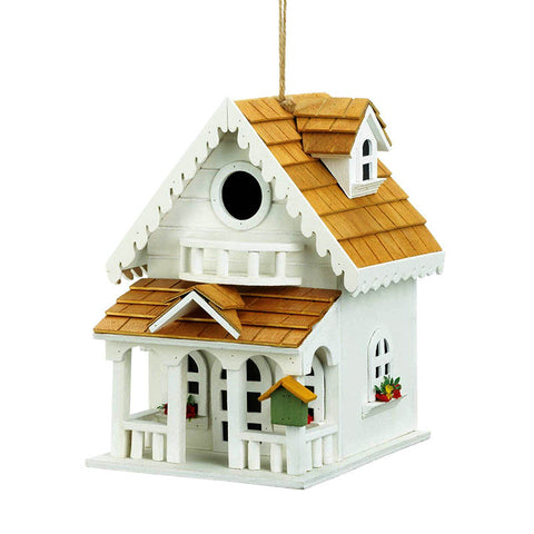 Two Story Happy Home Bird House