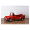 Vintage Red Truck 8T1705