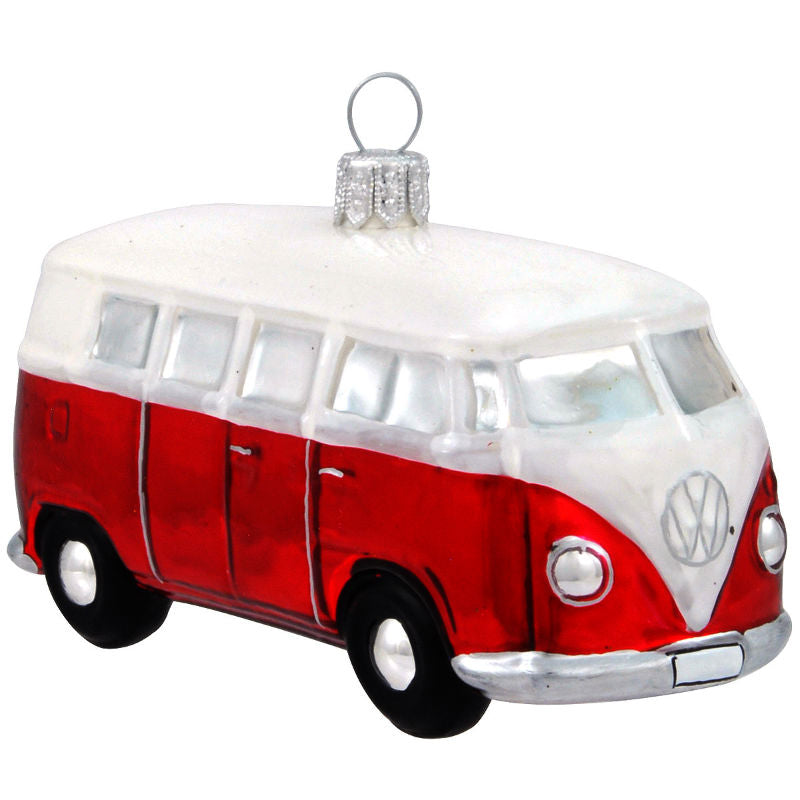 VW Van Glass Ornament 1193850