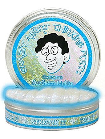 Crazy Aaron's Thinking Putty - Northern Lights