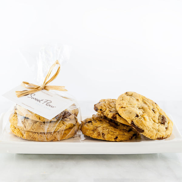 Gift Bag of 3 Classic Cookies with Message Card