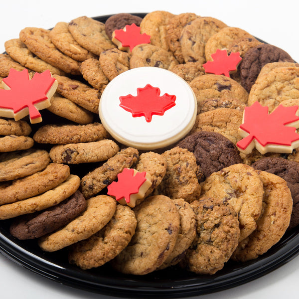 Canada Day Classic Cookie Tray