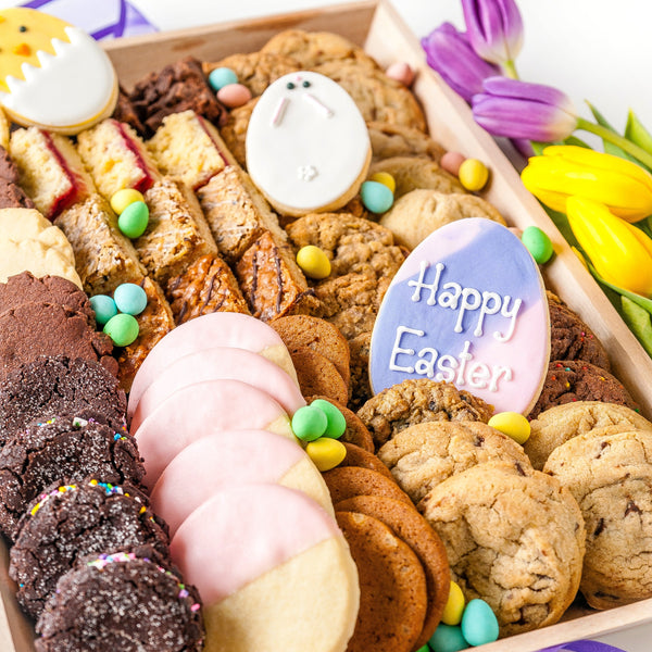 Deluxe Easter Cookie Tray
