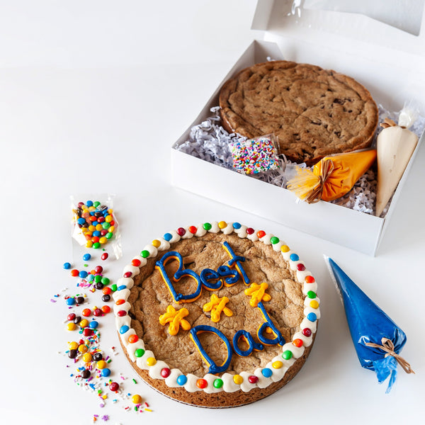 Father's Day DIY Cookie Cake Kit