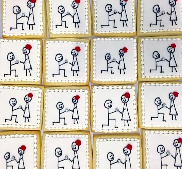 Decorated Cookies - Wedding & Showers