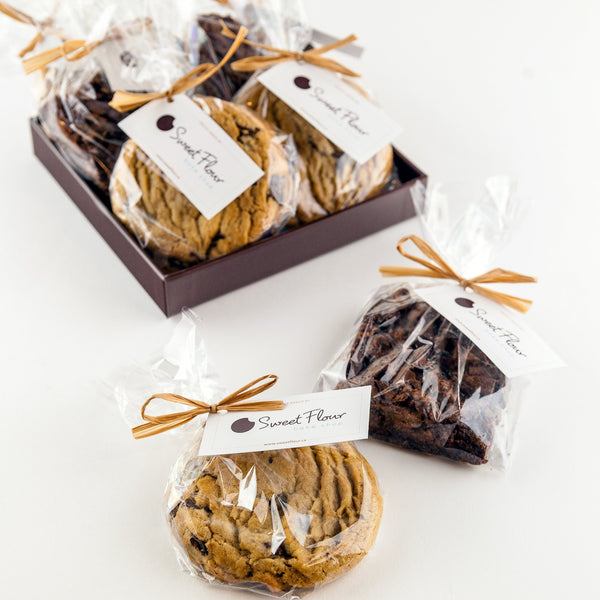 Packaged Cookie or Brownie with Gift Card
