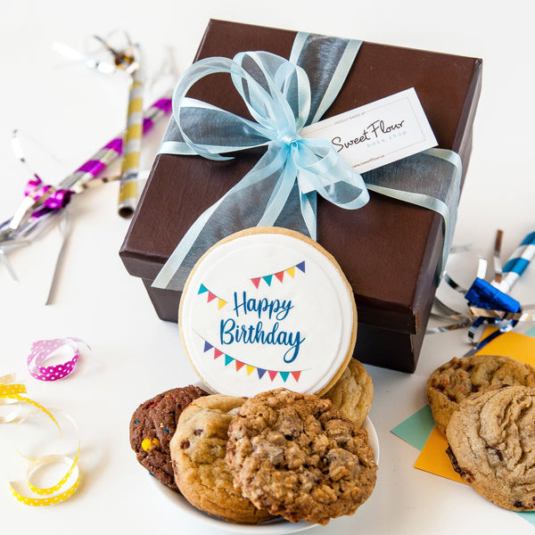 Gourmet Cookie Gift Box (24)