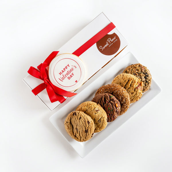 Happy Valentine's Day Signature Cookie Gift Box