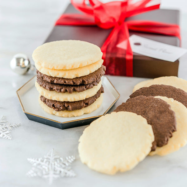Holiday Shortbread Gift Box
