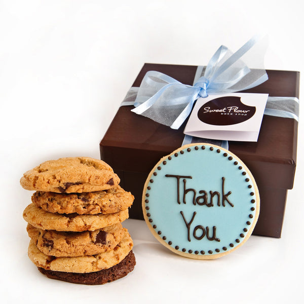 Thank You Gourmet Cookie Gift Boxes