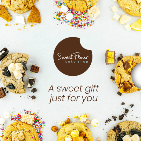 Sweet Flour E-Gift Card with Cookie Image