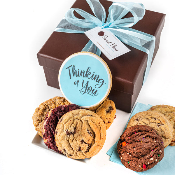 Thinking Of You Gourmet Cookie Gift Box