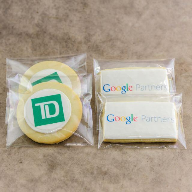 Decorated Cookies - Corporate