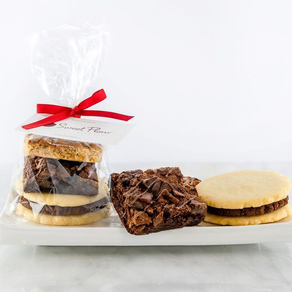 Assorted Holiday Bars and Shortbreads