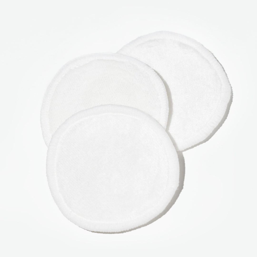 Reusable Velvet Bamboo Pads (Reusable Cotton Rounds)