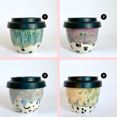 'UNIVERSE' TRAVEL CUP - SMALL