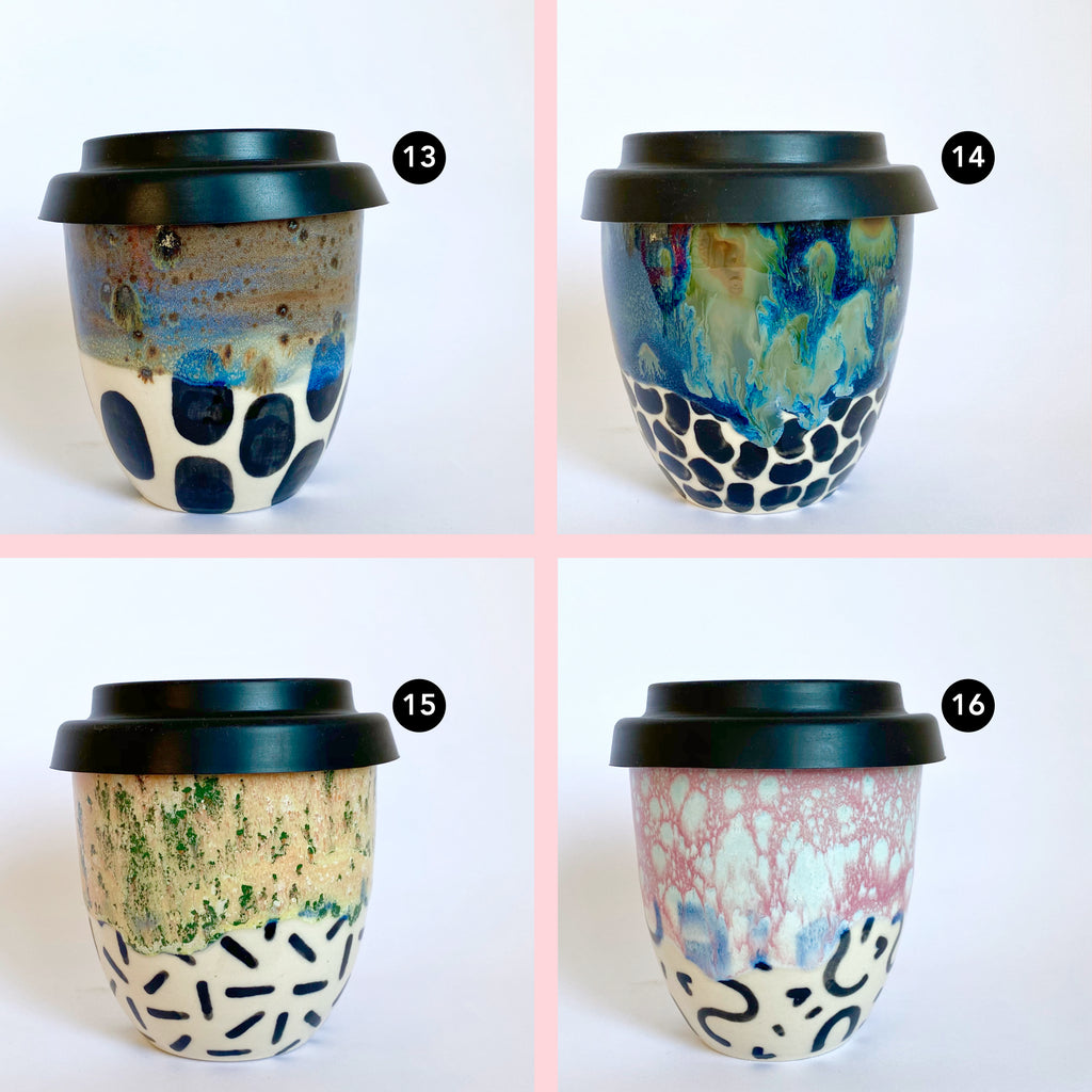 'UNIVERSE' TRAVEL CUP - LARGE