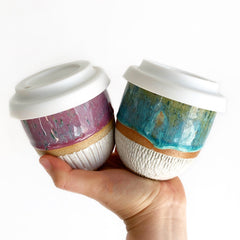 'TERRAIN' TRAVEL CUP - LARGE