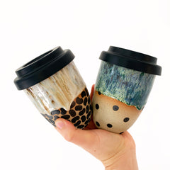 'UNIVERSE RAW' TRAVEL CUP - XL