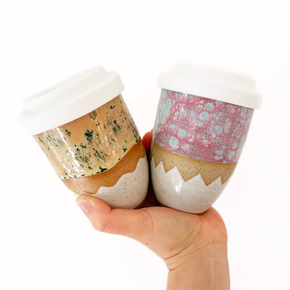 'GRAVITY' TRAVEL CUP - XL
