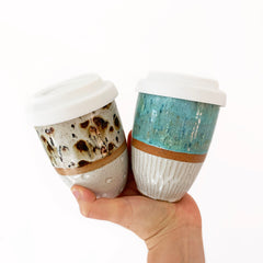'TERRAIN' TRAVEL CUP - XL