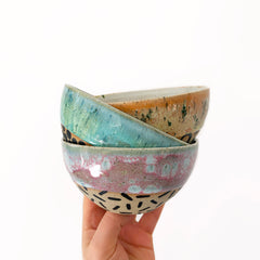 'UNIVERSE RAW' BOWL - SMALL