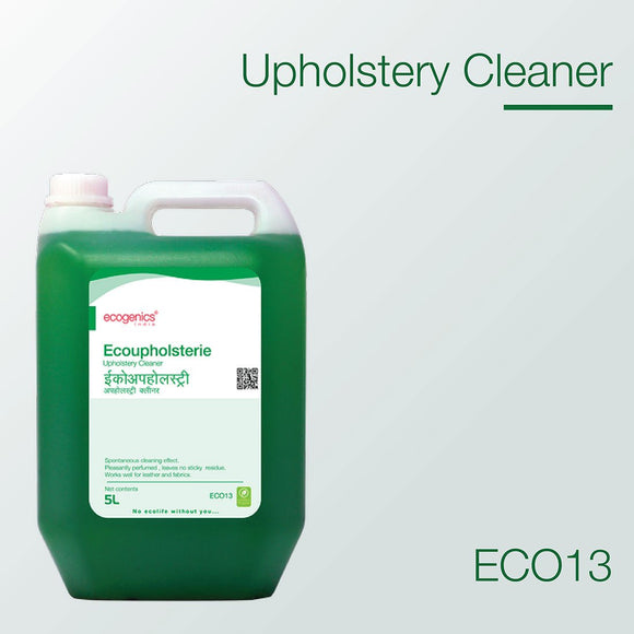 Ecogenics Upholstery Cleaner
