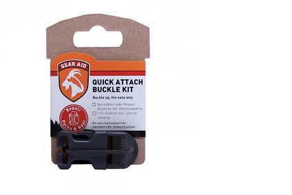 Gear Aid Quick Attach Buckle Kit 3/4in