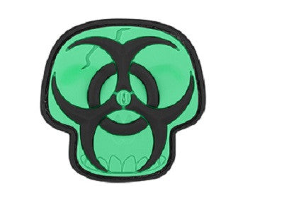 Patch: Biohazard Skull