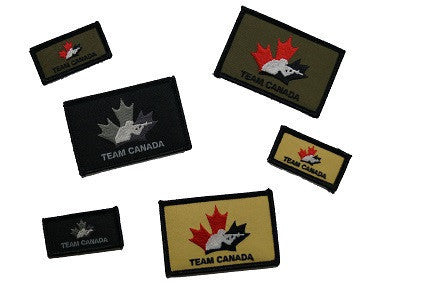 Patch: Team Canada Small