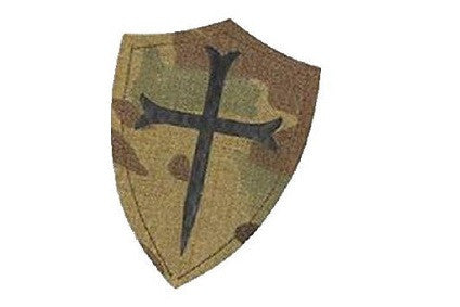 Patch: Crusader Velcro IR