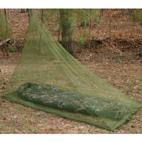Snugpak Backpacker Mosquito Net OD