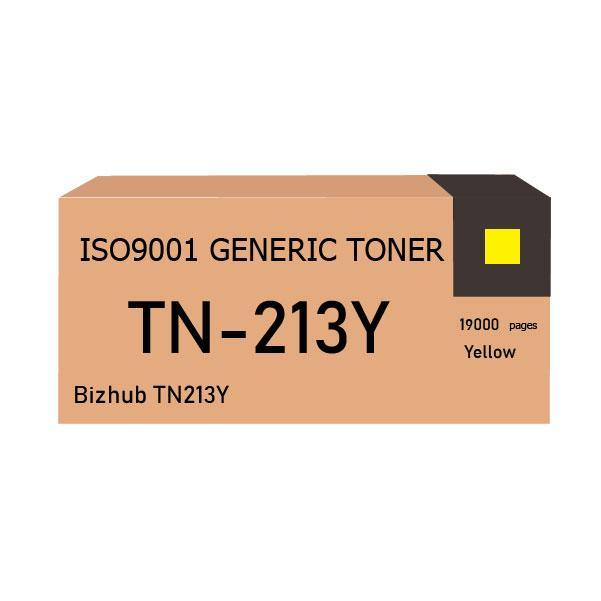 Bizhub TN213Y toner yellow - Compatible - tonerandink.co.za