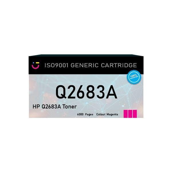 HP 311A (HP-Q2683A) Magenta toner cartridge - Compatible - tonerandink.co.za