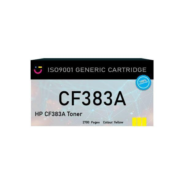 Compatible HP 312A (HP-CF383A) Magenta toner cartridge - tonerandink.co.za